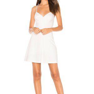 Amanda Uprichard White Mini Dress Sz Small NWOT